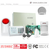 Для защиты от краж PSTN / GSM системы охранной сигнализации вскрытия корпуса для обеспечения домашней безопасности