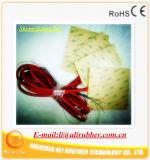 110V 60W 50*75*1.5mm de RubberVerwarmer van het Silicone van de Draagstoel