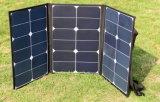 Vouwbaar Zonnepaneel 50W Sunpower met Stof
