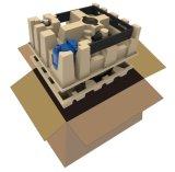 5 лет люменов гарантированности высоких делают свет водостотьким залива 150W СИД высокий для стадиона магазина фабрики пакгауза