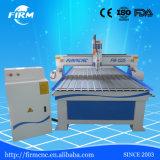 Novo projetado, máquina de roteador CNC para fabricação de portas de madeira