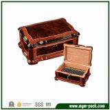 Erfinderisches Design Wooden Cigar Box mit Humidor