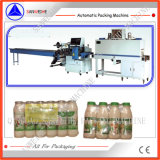 Machine à emballer de rétrécissement de bouteilles d'animal familier de fabrication de la Chine