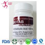 Westliche Medizin BP 400mgtrombotab (50 Enterisch-überzogene Tabletten)