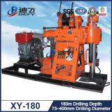 판매를 위한 싼 Xy 180 지하에 사용된 구멍 깊은 물 우물 드릴링 기계