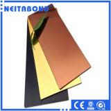 クラッディングのためのミラー4mmのアルミニウム合成のパネル