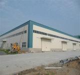 난간 벽 (KXD-SSW254)를 가진 Prefabricated 강철 구조물 작업장