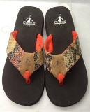 Sandálias de chinelo EVA de alta e alta resistência (22sy1701)