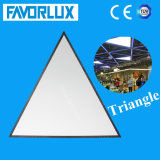 Voyant personnalisé de la triangle DEL avec l'éclairage de bibliothèque