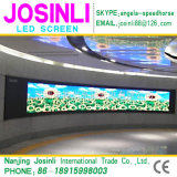 디지털 표시 장치 스크린을 광고하는 P5 실내 LED