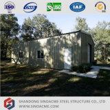 Sinoacme Prefabricados de estructura de acero de la luz de la construcción de edificios
