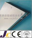 Câmaras de ar de alumínio da extrusão com a prata anodizada, tubulação de alumínio (JC-C-90041)
