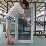 Electroforesis tratamiento de superficies de aluminio Perfil de ventana de bisagras K03041