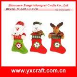 Het Brandmerkende Materiaal van de Pret van Kerstmis van de Decoratie van Kerstmis (zy14y120-1-2-3-4 30CM)