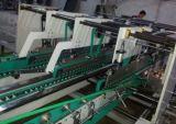 آليّة يغضّن ورق مقوّى يجعل ملا [غلور] آلة