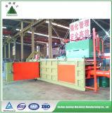 Máquina hidráulica automática da prensa de empacotamento do papel de sucata