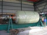 Equipamento da máquina de enrolamento do tanque do volume de FRP Gre grande