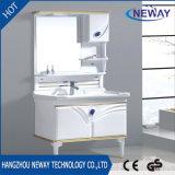 Nuovo Governo di stanza da bagno impermeabile personalizzato del PVC del pavimento di disegno basamento