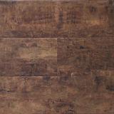 Parquet en bois stratifié en parquet HDF de bonne qualité