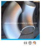 90 codo inconsútil de las existencias del acero inoxidable del grado A403 Wp304L
