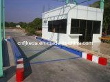 Keda 3*18m 100t chariot l'échelle (SCS-100tonne)