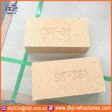 Tailles et formes de brique réfractaire différentes pour le four de chauffage