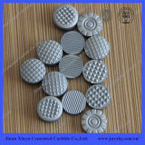 PDC Drill Bits를 위한 K30 Tungsten Carbide Round Substrate Tips