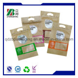 China Qingdao Laminated Kraft Paper Bag