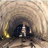 Waterdichte Membraan van uitstekende kwaliteit van de Tunnel van de Kelderverdieping het Waterdichte Materiële (pvc)