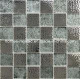 Tuiles de mosaïque en verre et en métal de mélange