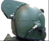 불발탄 처리 헬멧 (i)