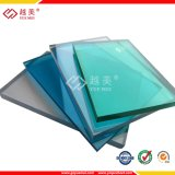 1.5mm、3mm 4mm 6mm、8mm 18mm紫外線Protected Compact Polycarbonate Plate