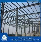 Estructura de acero de la luz del palmo grande para el almacén, casa prefabricada