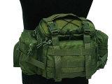 軍隊のウエスト袋