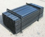Черный битум покрасил пикетчика звезды 1650mm/столб Австралии стальной ограждая
