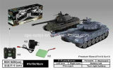 Los Estados Unidos M1A2 Tank Pk German King Tiger depósito, R/C Juguetes