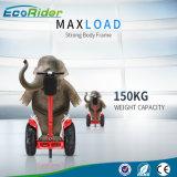 Ecorider e8-2 de Dubbele Autoped van de Blokkenwagen van de Batterij Elektrische Zelf In evenwicht brengende