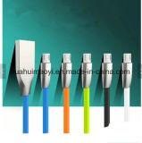 Câble de caractéristiques multi de remplissage de chargeur de câble de caractéristiques durables pour l'androïde