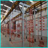 Codo mencionado del tubo de FM e instalación de tuberías Grooved para el proyecto del subterráneo