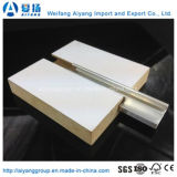 17mm White Melamined Slotted MDF From Aiyang Manufacturer