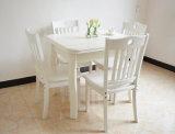 Mesa de jantar em madeira maciça (M-X2153)