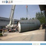 Máquina de reciclaje de basura de 10 toneladas de capacidad de la casa