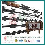 Barbelé de rasoir de prix usine/fil en accordéon galvanisé de rasoir