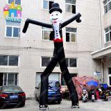 Aufblasbarer bekanntmachender Produkt-vorbildlicher Ballon-Spielzeug-Luft-Himmel-Tänzer