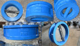 API 6D High Pressure Dual Plate Wafer Check Valve