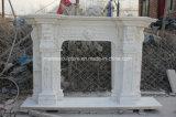 Камин рабата мраморный для крытого украшения Sy-315
