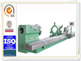 50 Years History (CKG61160)를 가진 중국 Professional Pipe Threading Lathe
