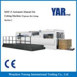 Máquina que corta con tintas manual automatizada serie Mhc-EC con eliminar