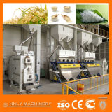 Fresadora del mejor del precio de la oferta de la fábrica arroz del conjunto completo