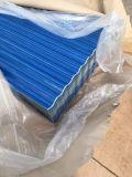 0.3mm vorgestrichenes galvanisiertes Roofing Stahlblech für Dach-Fliese